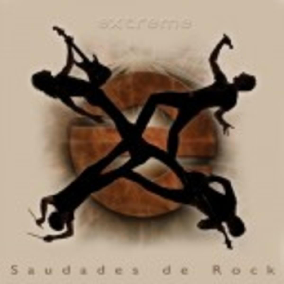 Extreme's newest album is Saudades de Rock.