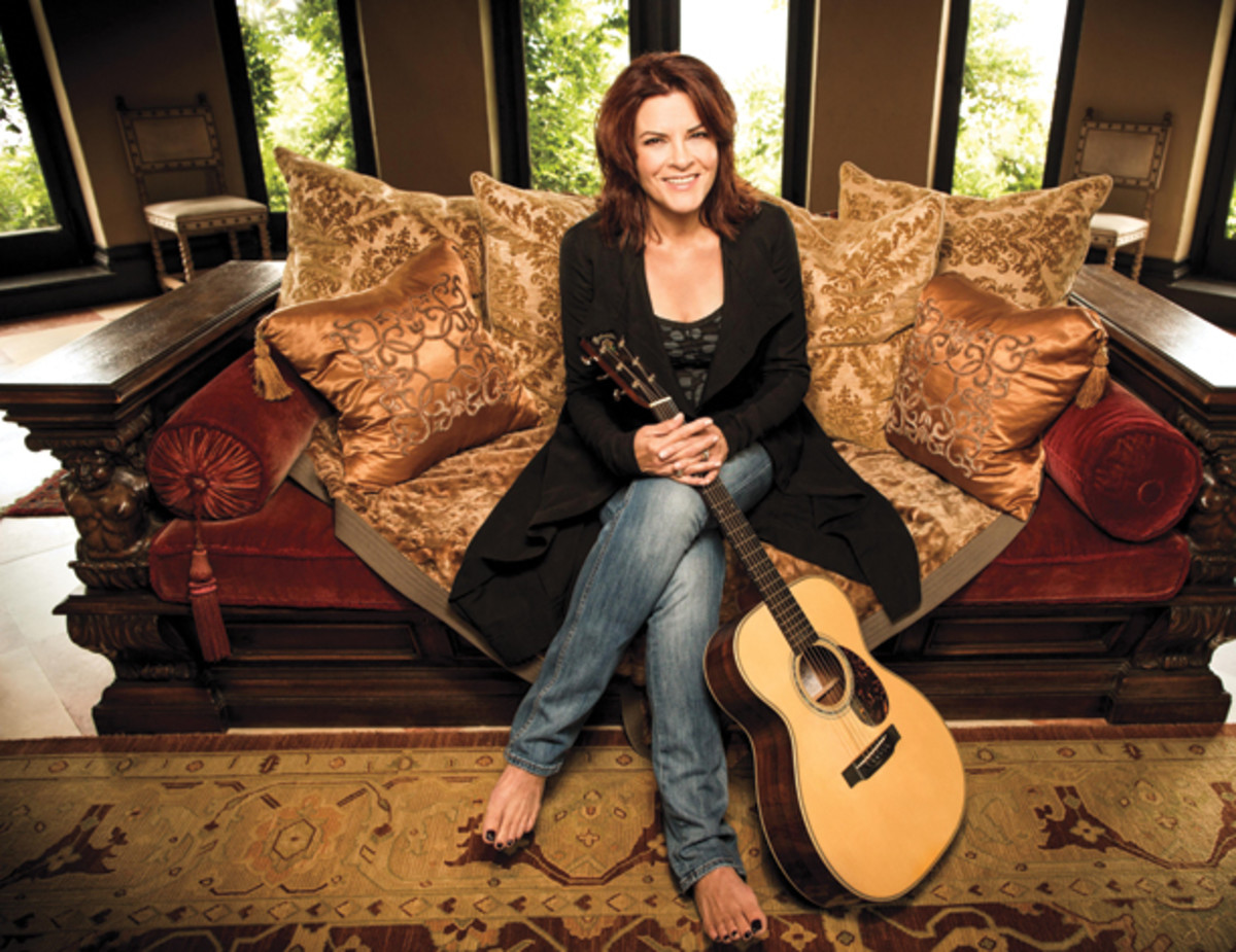 Rosanne Cash Eliot Lee Hazel