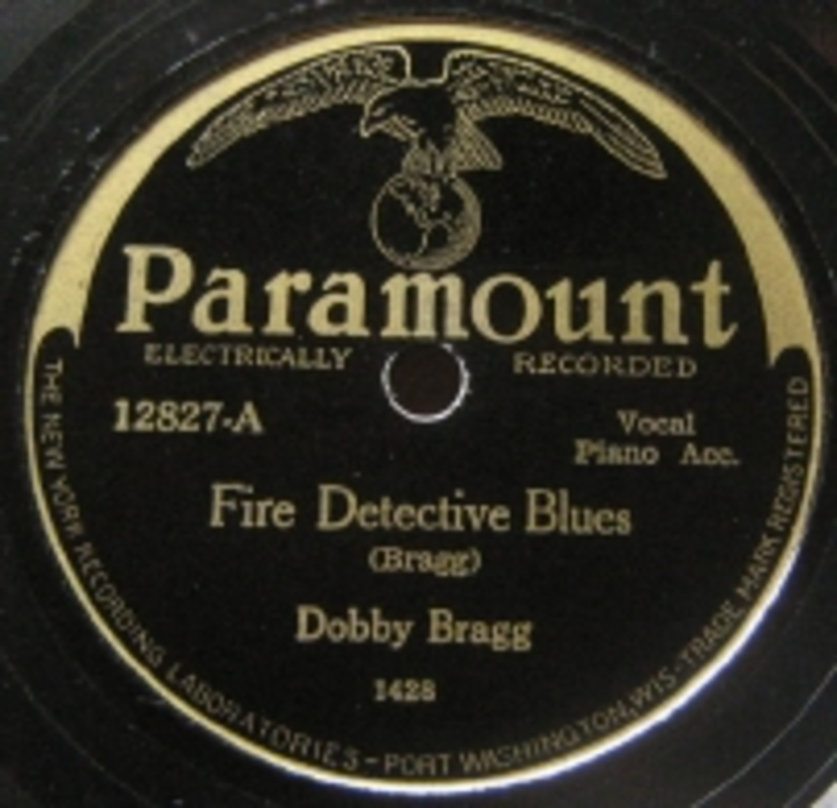 Dobby Bragg Fire Detective Blues