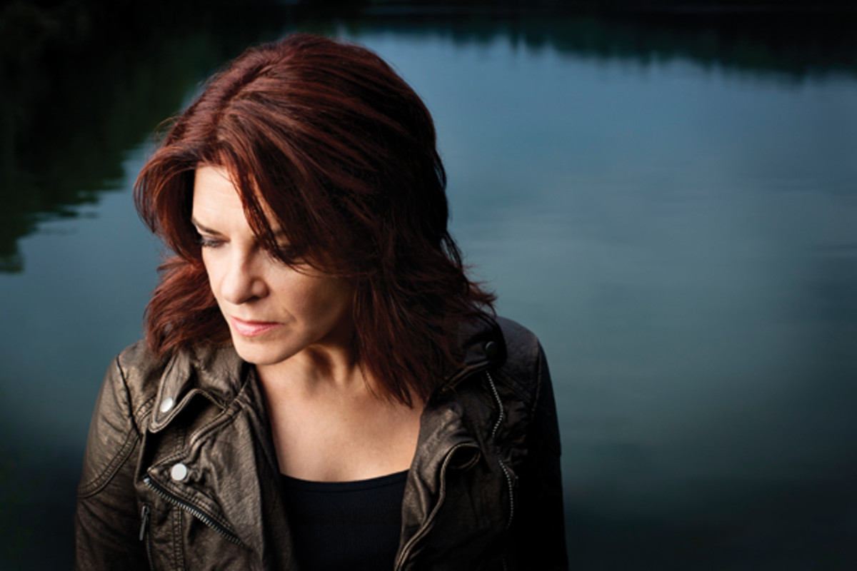 Rosanne Cash Clay Patrick McBride photo
