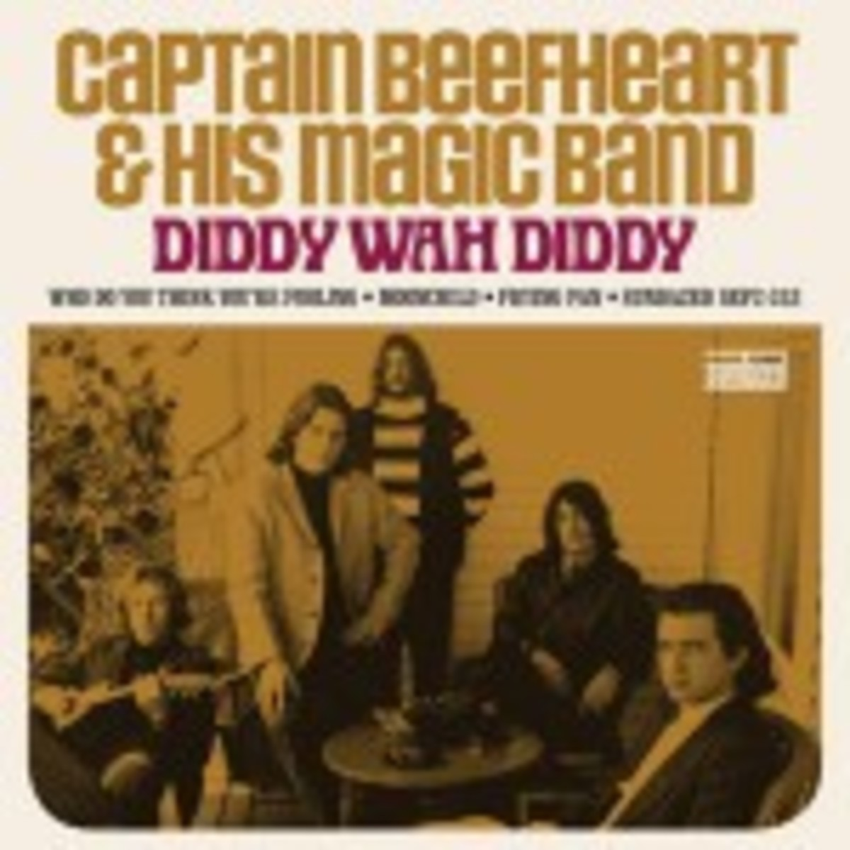 Captain Beefheart single for Record Store Day