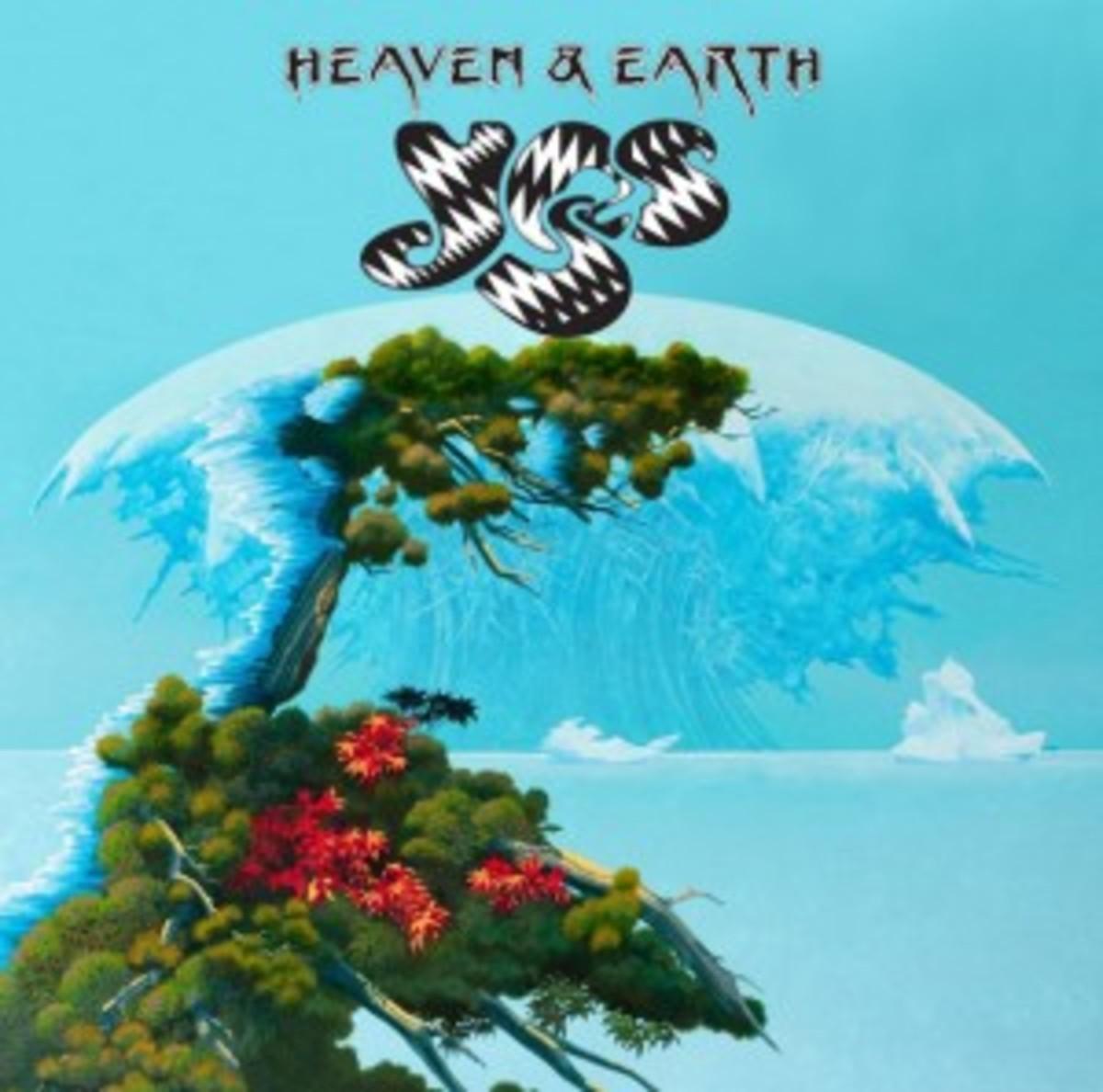 Yes Heaven & Earth album