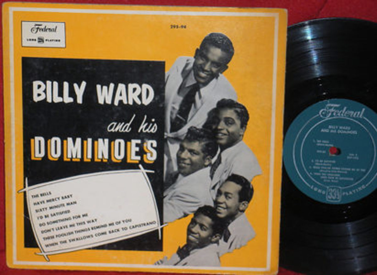Billy Ward and His Dominoes record