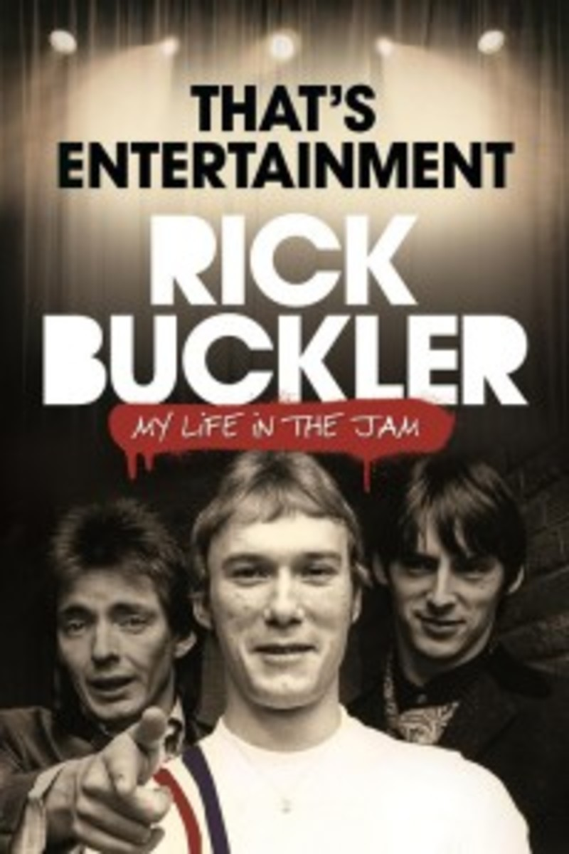 Rick Buckler -That's Entertainment cover