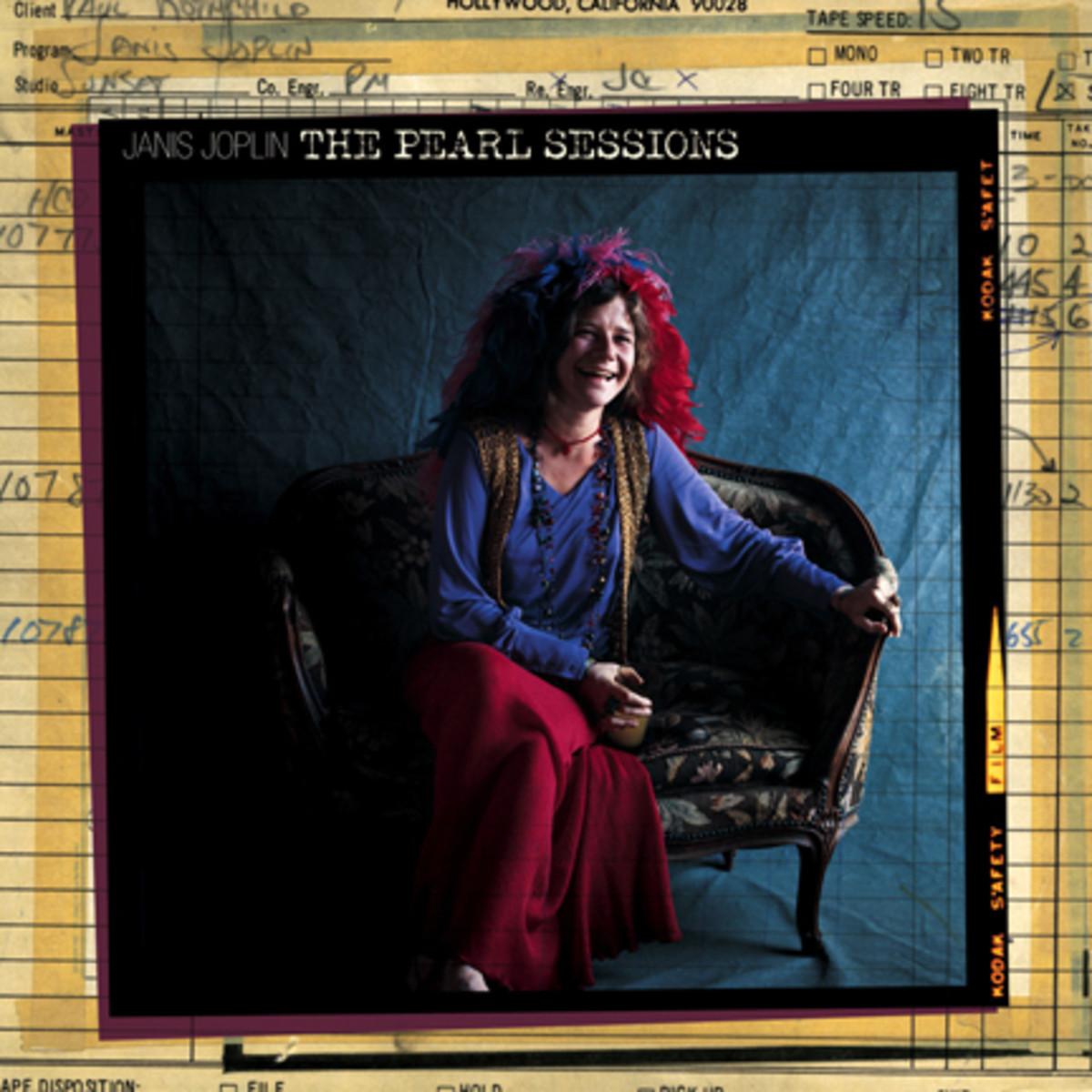 Janis Joplin Pearl Sessions