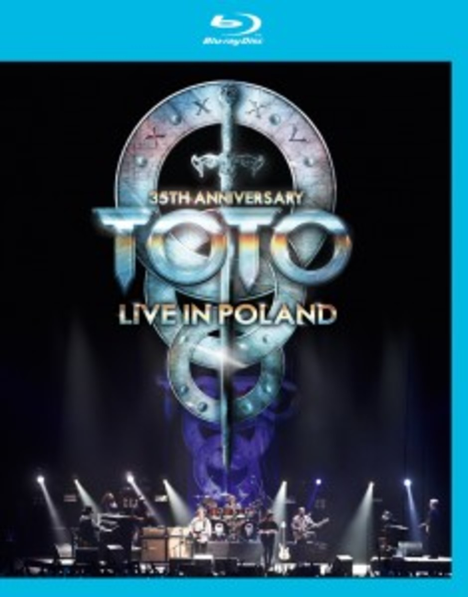 Toto Live in Poland on Blu-ray