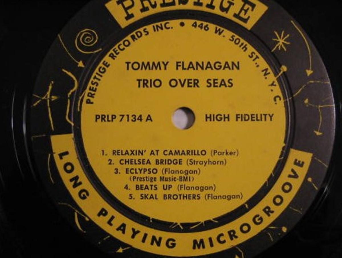 Tommy Flanagan Label