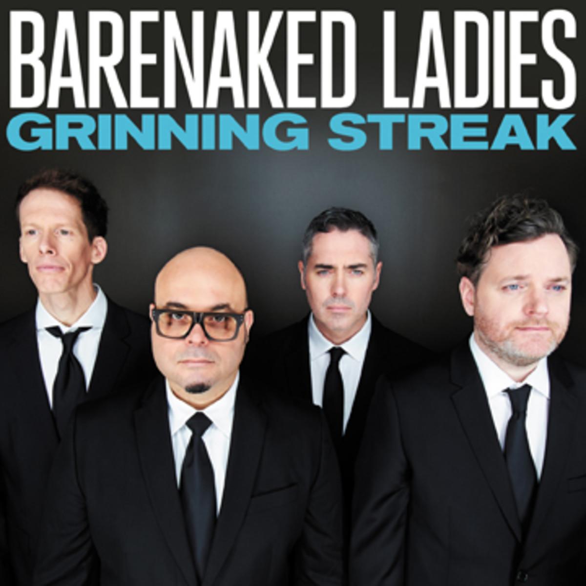 Barenaked Ladies Grinning Streak