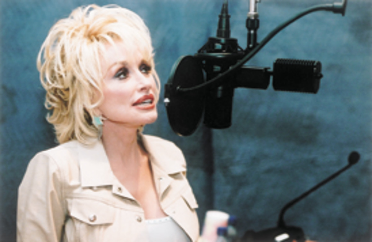 Dolly Parton publicity photo
