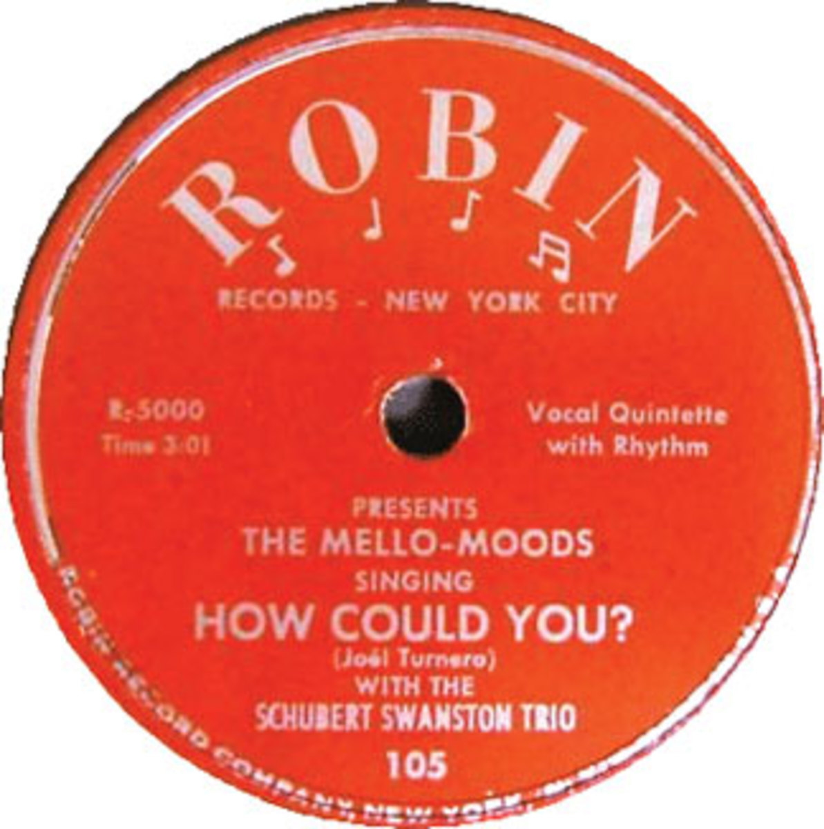 The Mello-Moods How Could You