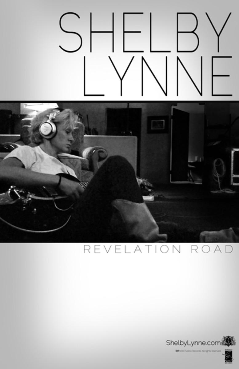 Shelby Lynne Revolutionary Road poster