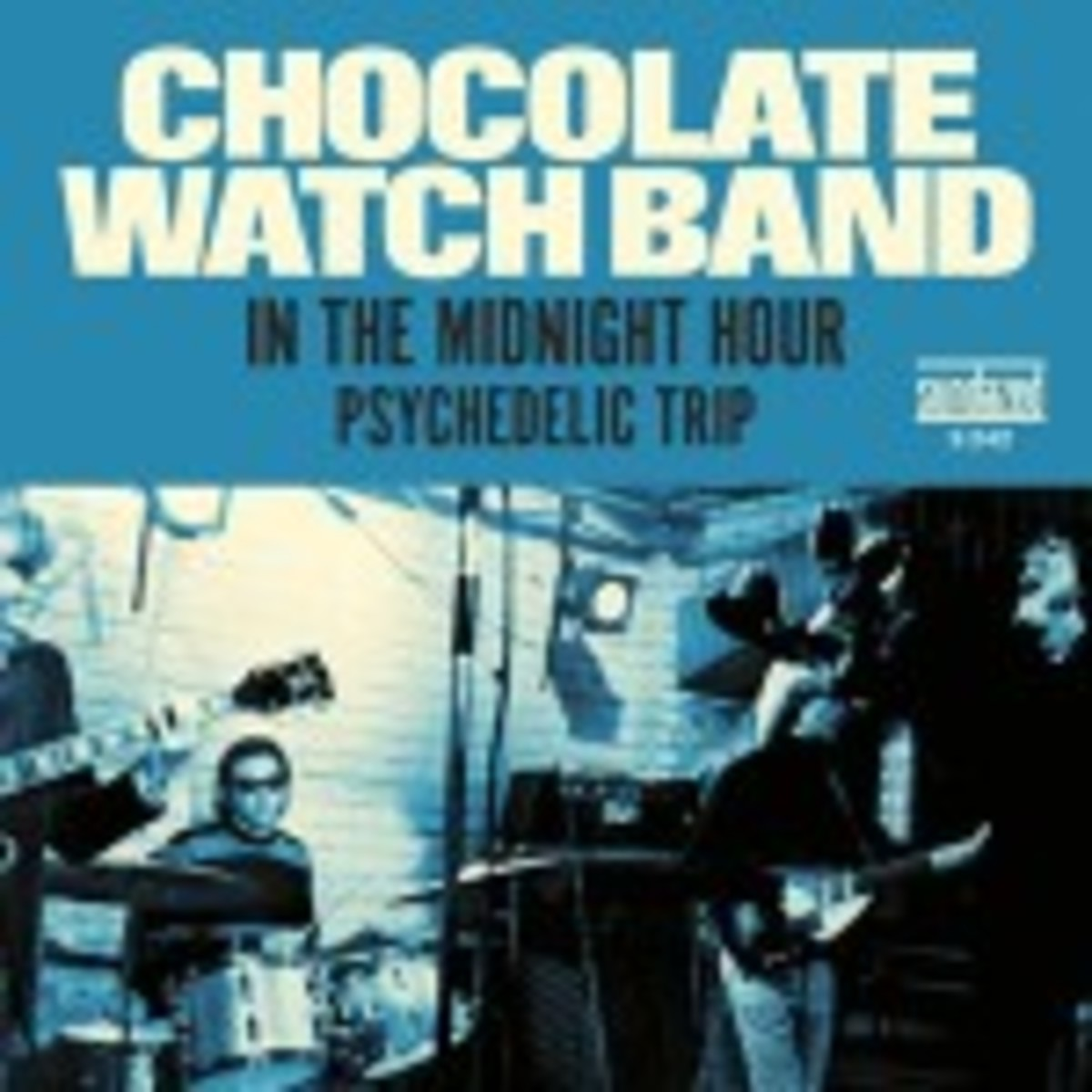 Chocolate Watch Band single for Record Store Day