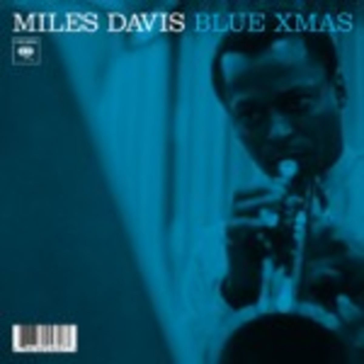 Miles Davis Blue Christmas on vinyl