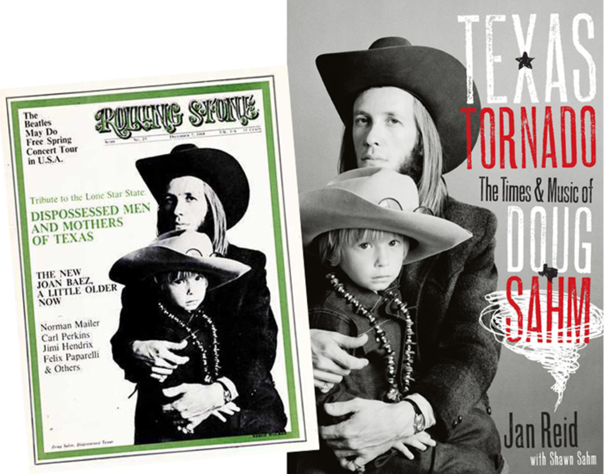 A biography of Doug Sahm was published by the University of Texas Press in 2010. The same cover image of Doug Sahm and his son Shawn graced the cover of Rolling Stone in 1968.