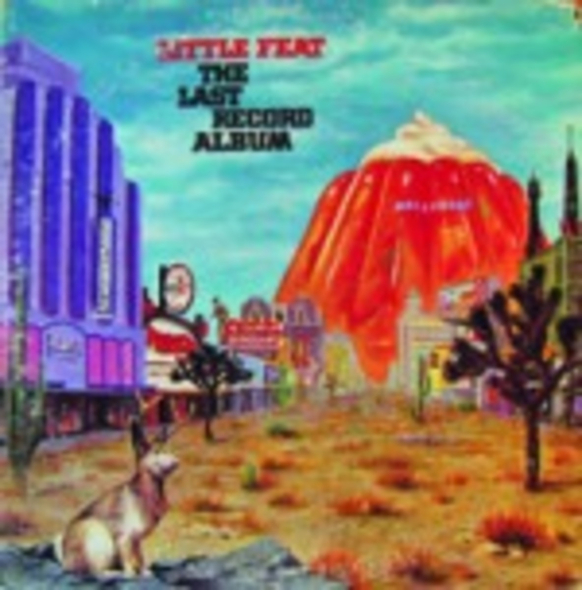 Little Feat The Last Record Album
