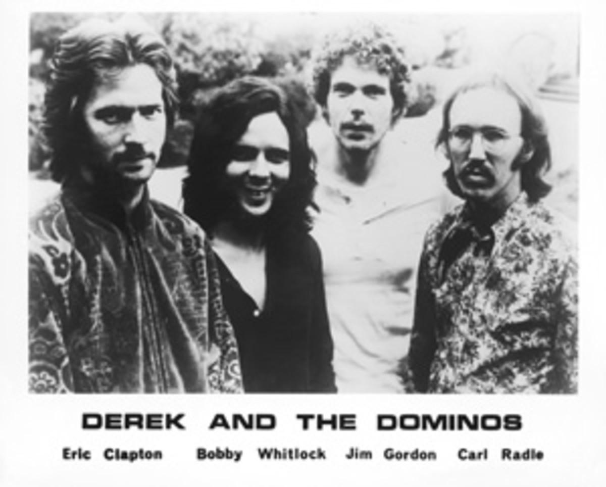 Derek and the Dominos PR shot