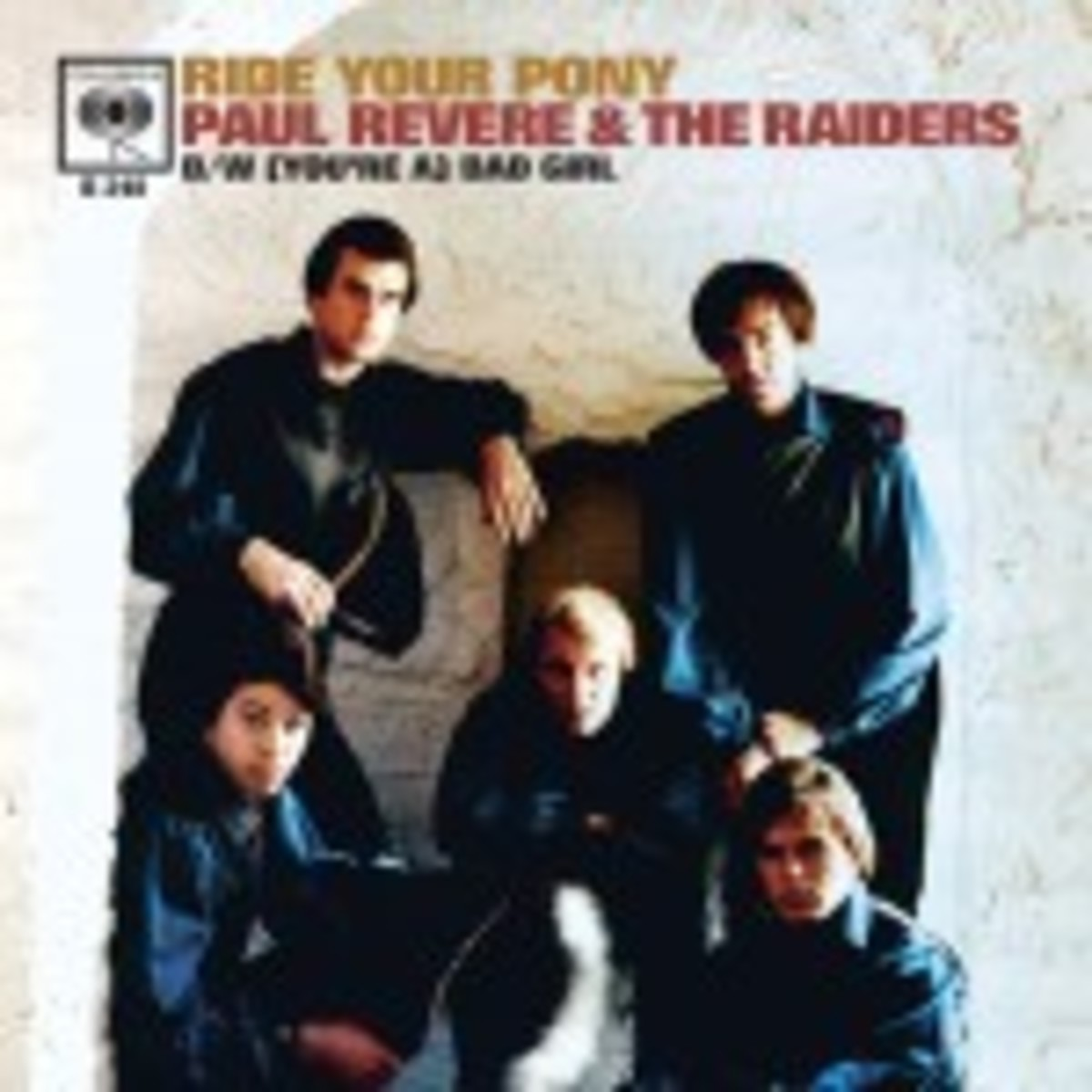 Paul Revere and The Raiders Record Store Day single