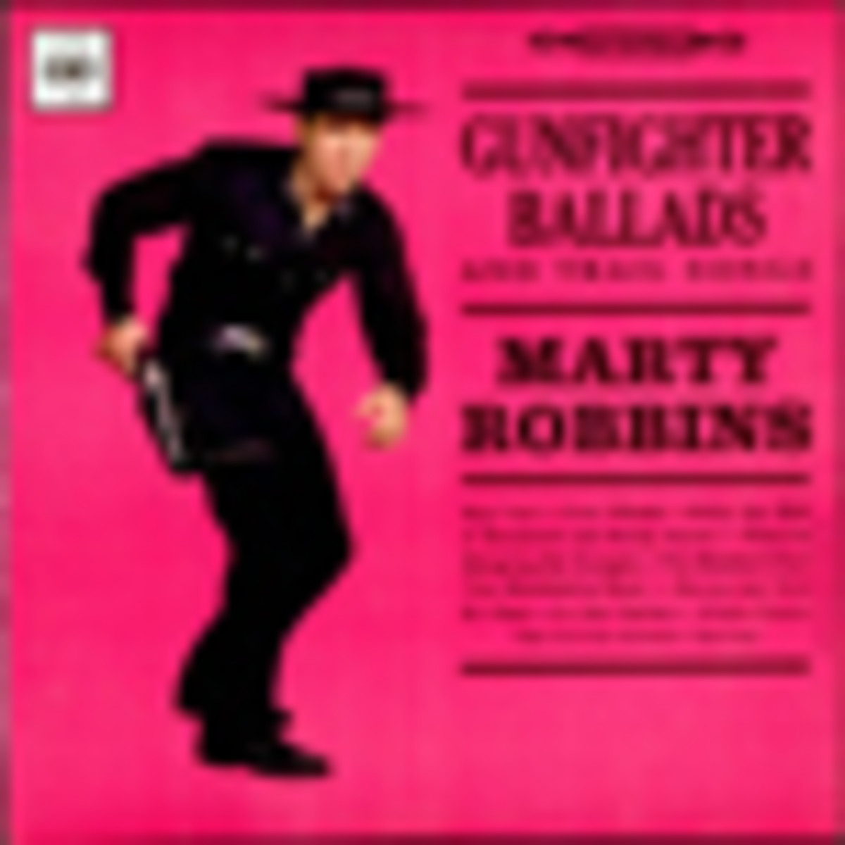 Marty Robbins Gunfighter Ballads