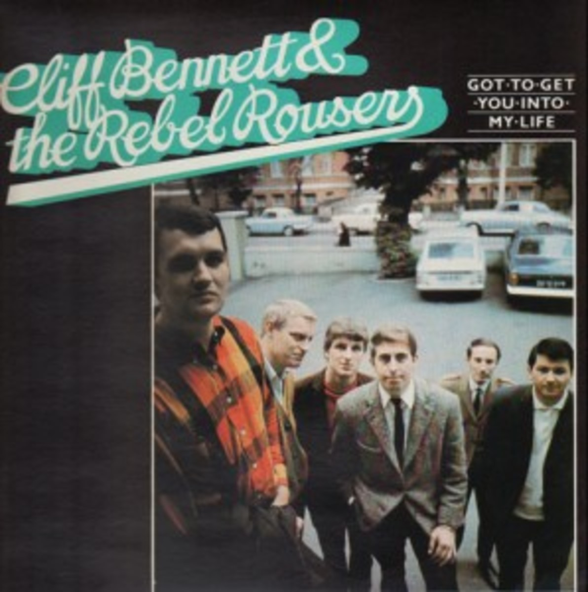 Cliff Bennett and The Rebel Rousers