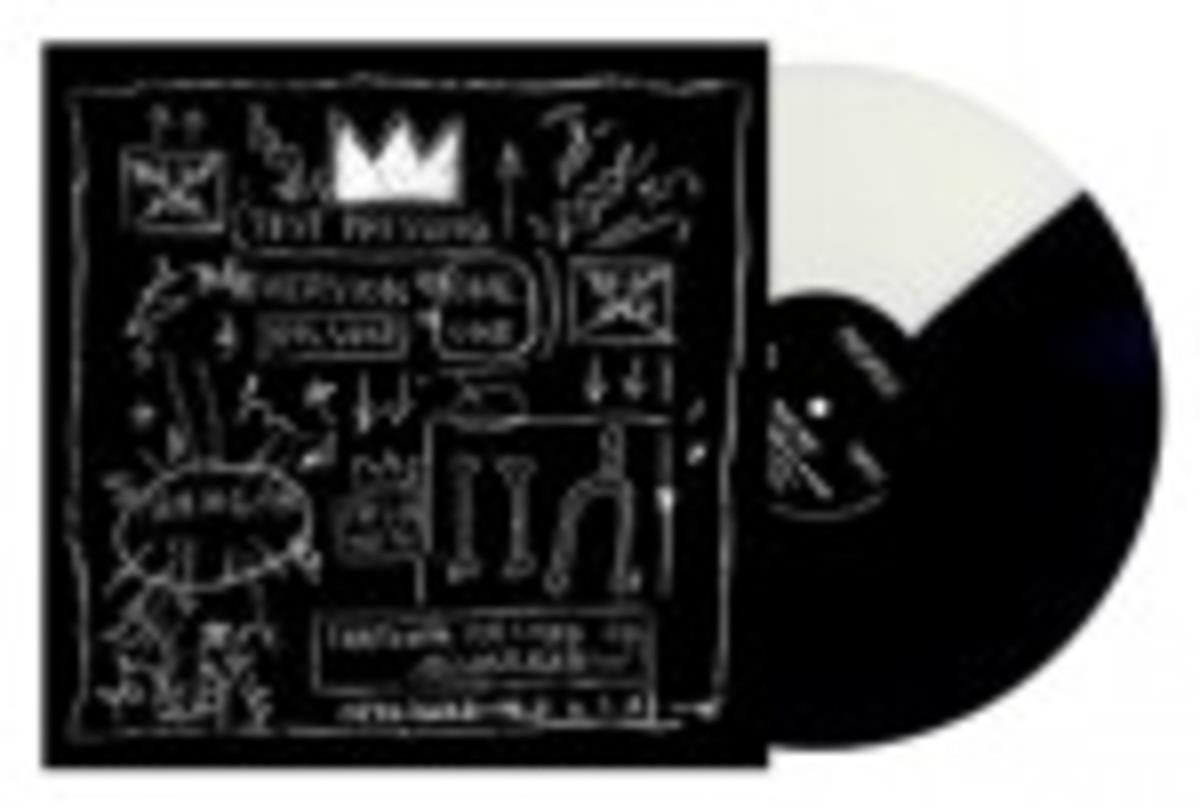 Rammelzee V K Rob Beat Bop vinyl reissue Basquiat