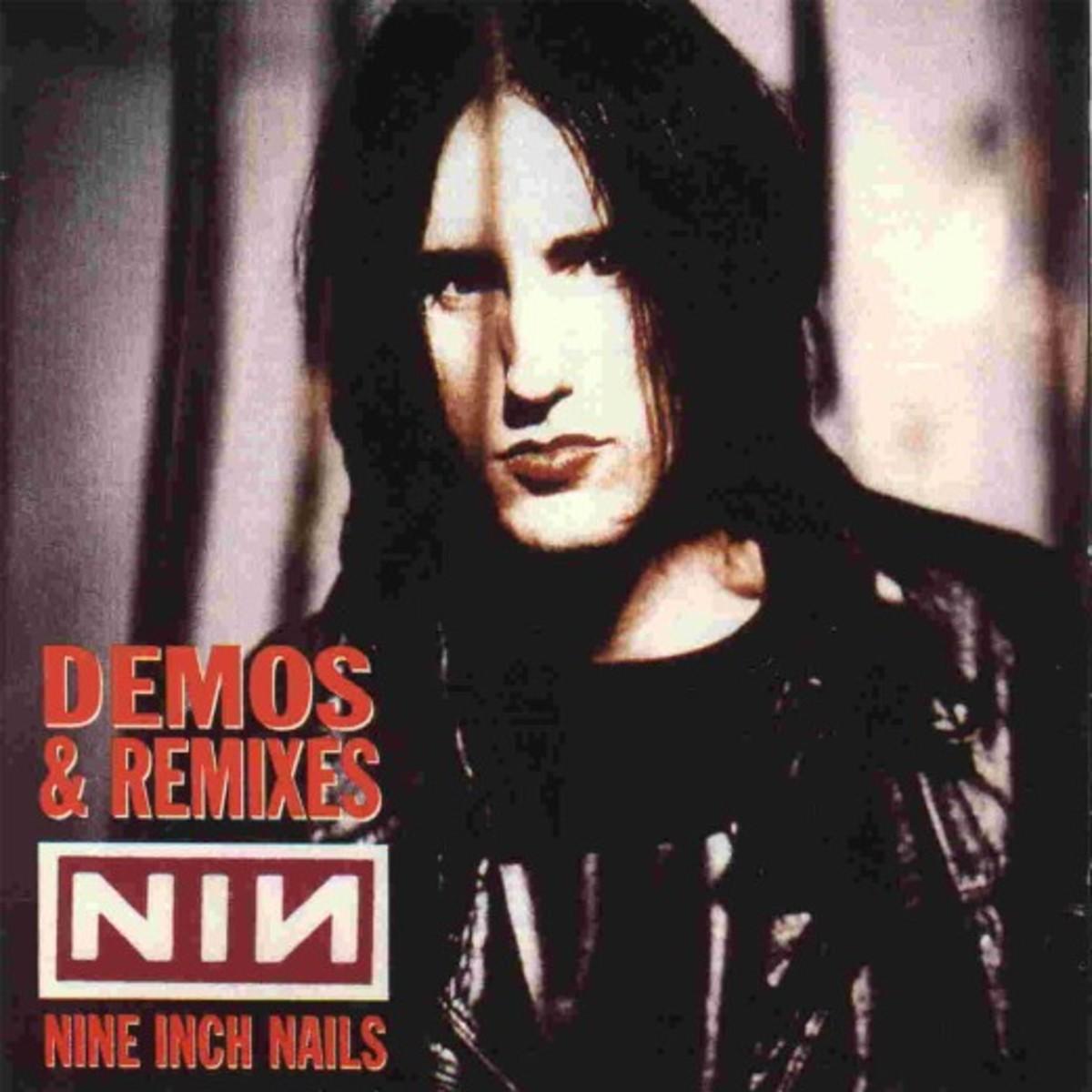 Nine Inch Nails - Demos & Remixes - Front
