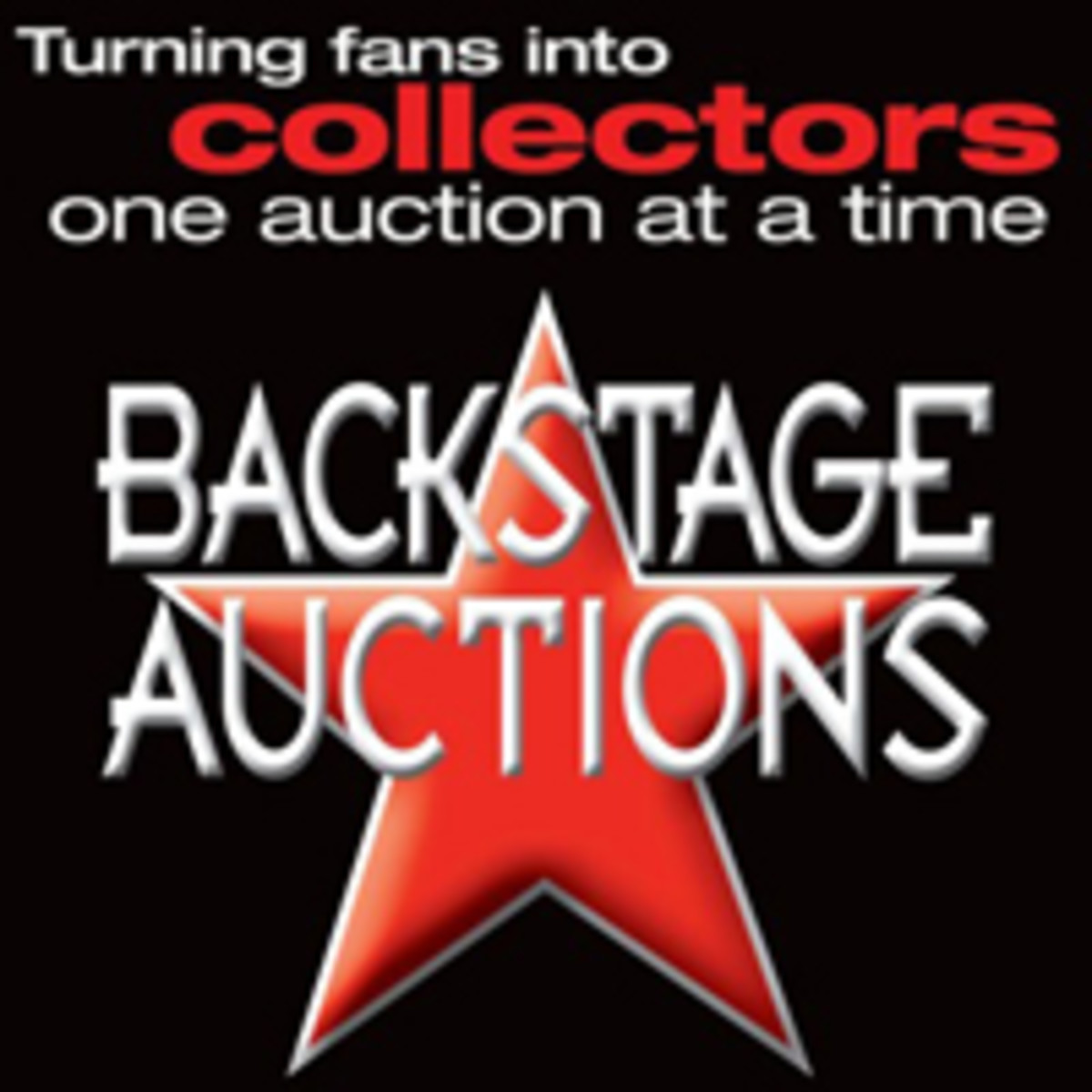 Backstage Auctions logo