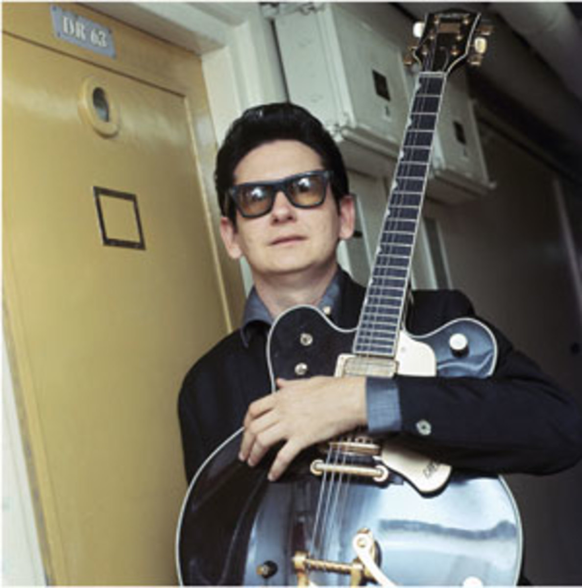 Roy Orbison. Courtesy of Sony Legacy. Photo by Tony Gale ©Barbara Orbison Living Trust