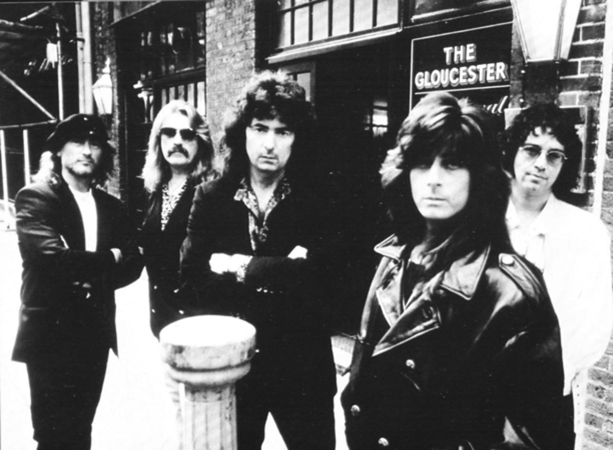 Deep Purple circa 1990