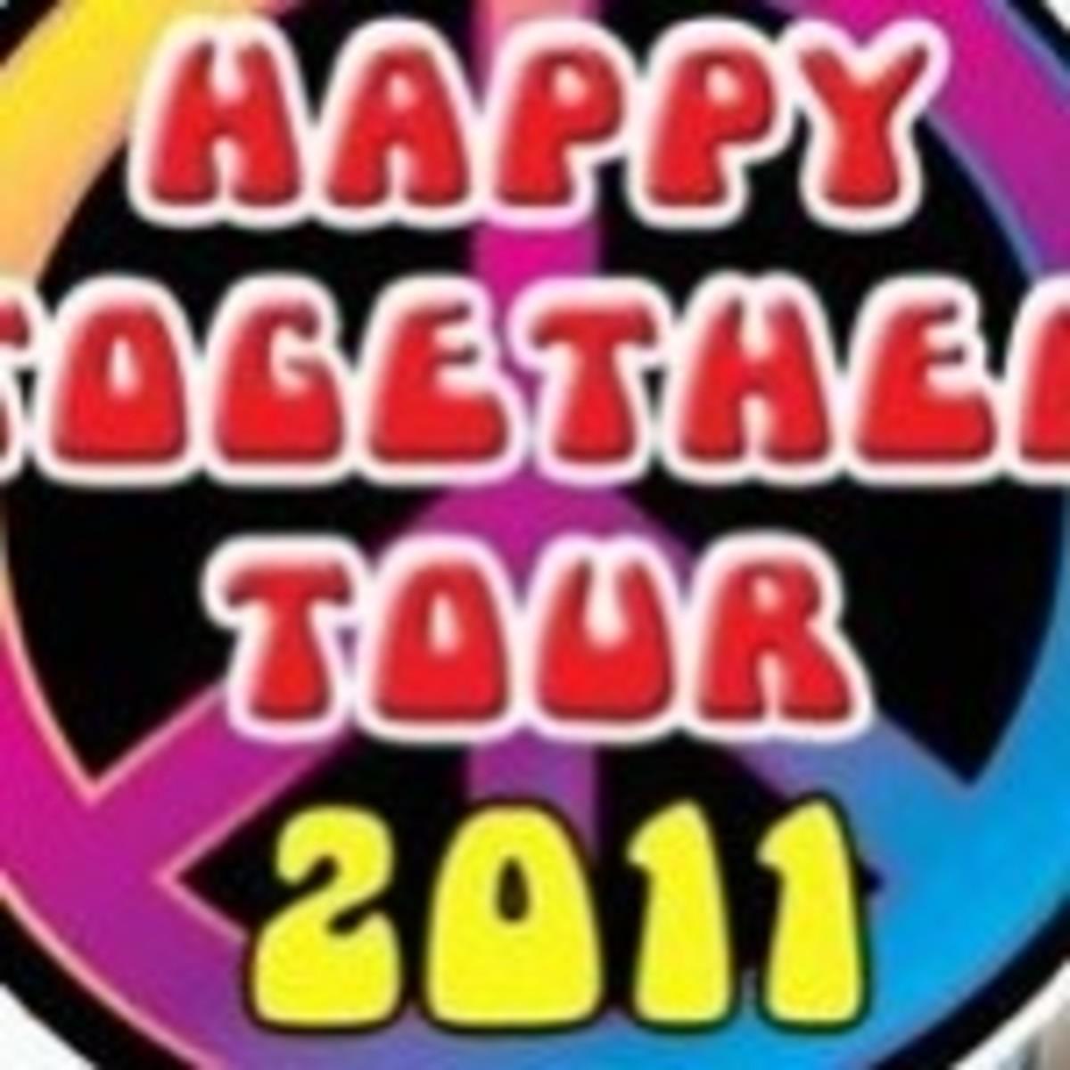 Happ Together logo