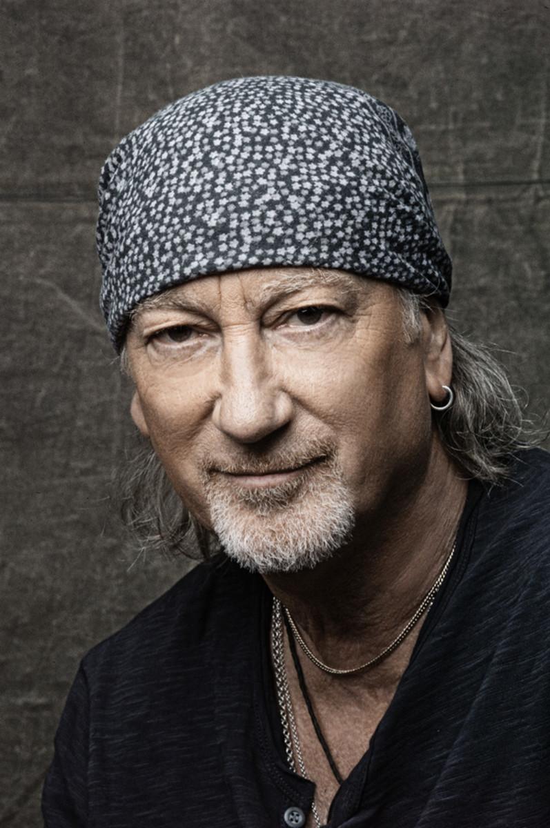 Roger Glover Deep Purple publicity photo