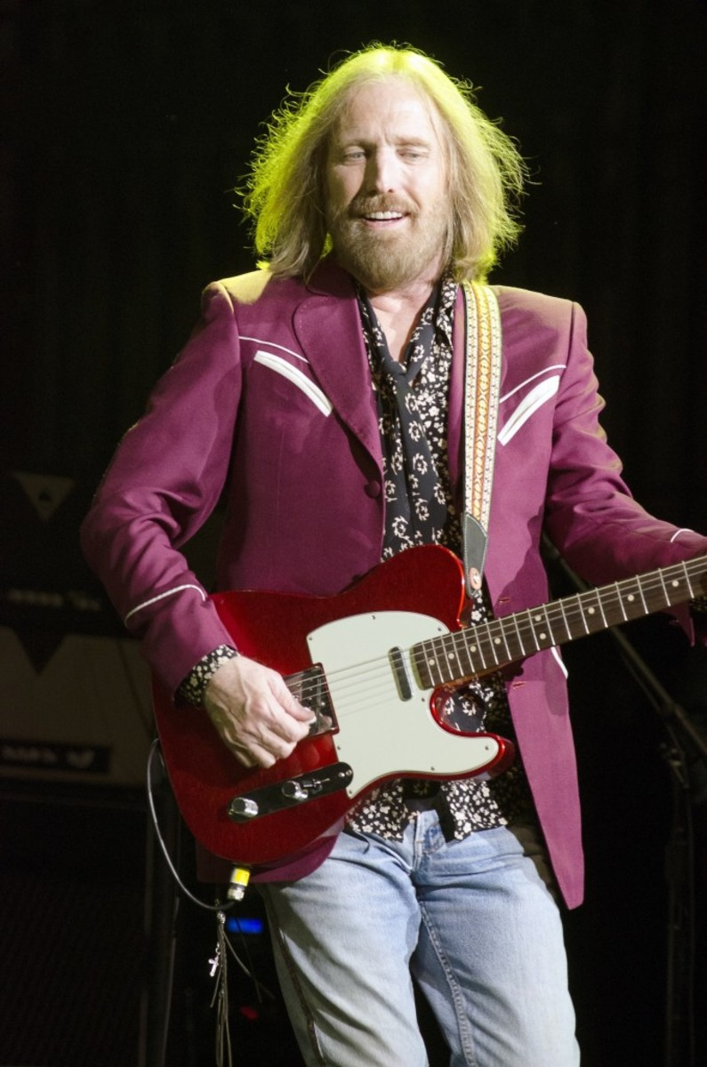Tom Petty (Photo by Chris M. Junior)