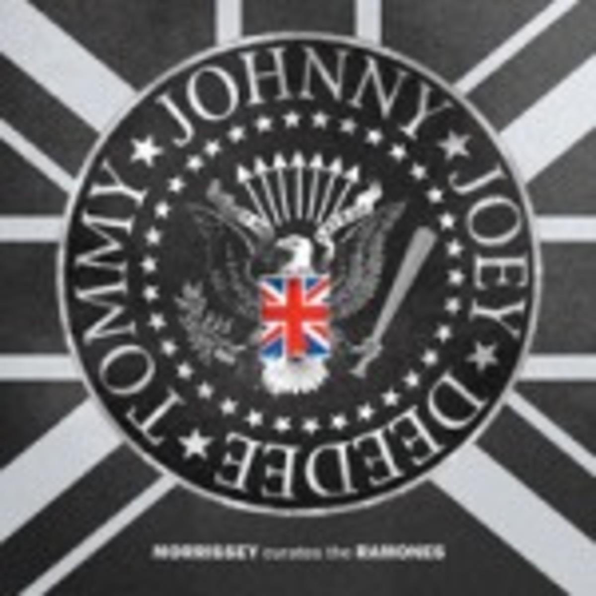 Morrisey Curates The Ramones on vinyl