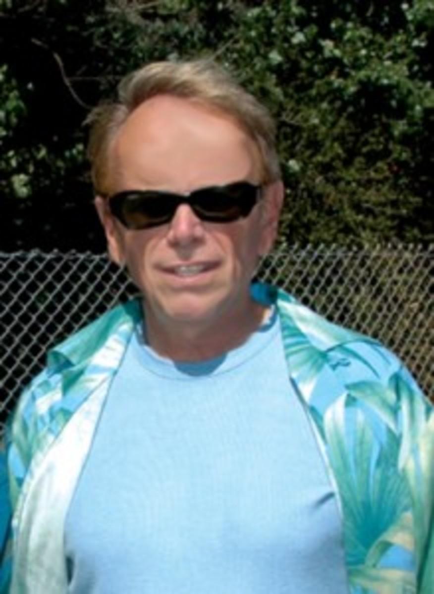 Al Jardine in 2005