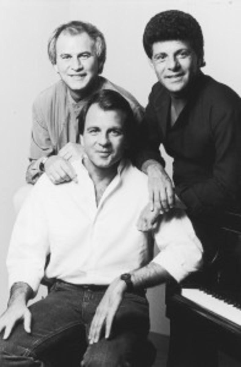 Bobbie Rydell with Fabian and Frankie Avalon