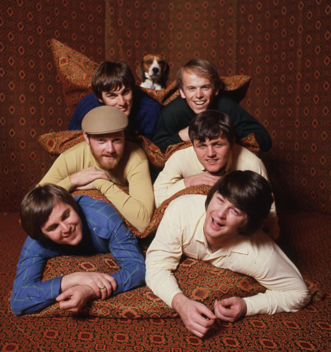 The Beach Boys pyramid