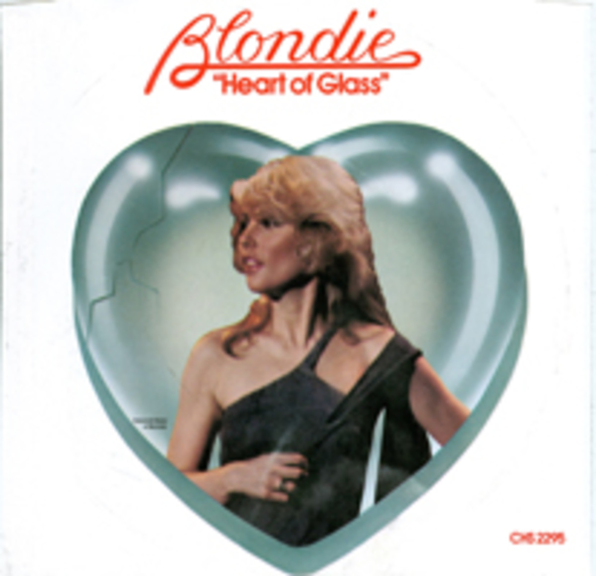 Blondie Heart of Glass Picture Sleeve