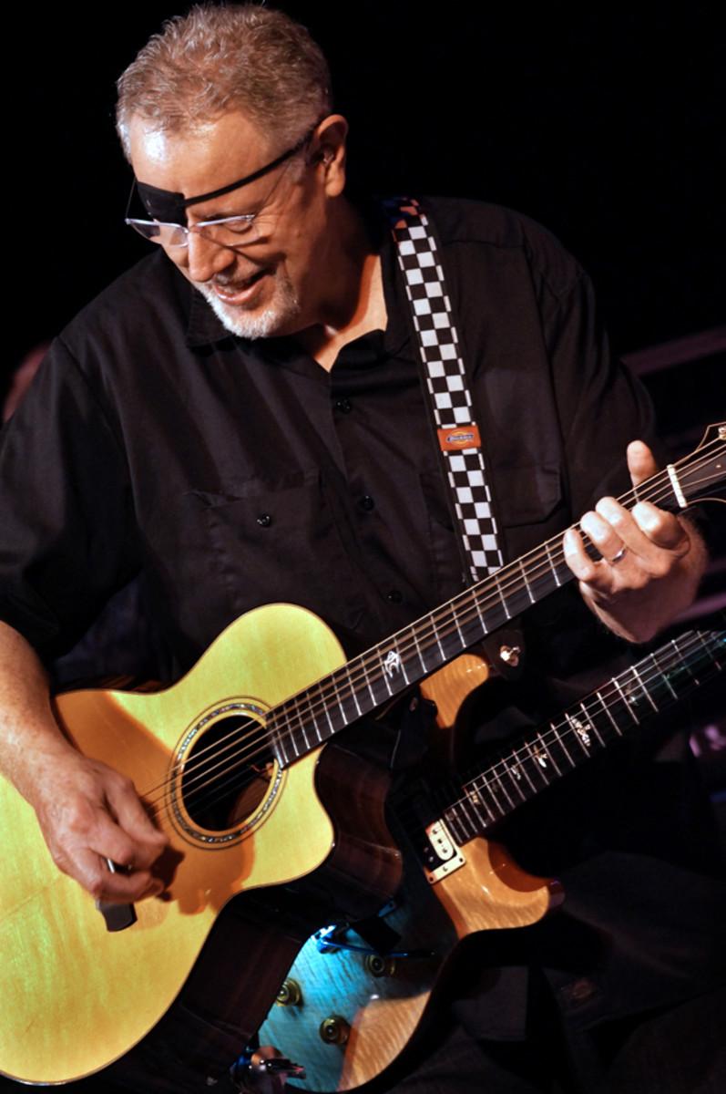 Rich Williams Kansas guitarist photo by Courtni Meadows