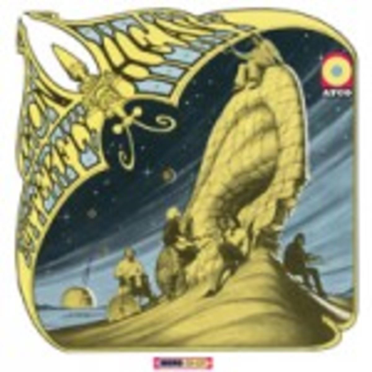 Iron Butterfly Heavy on vinyl