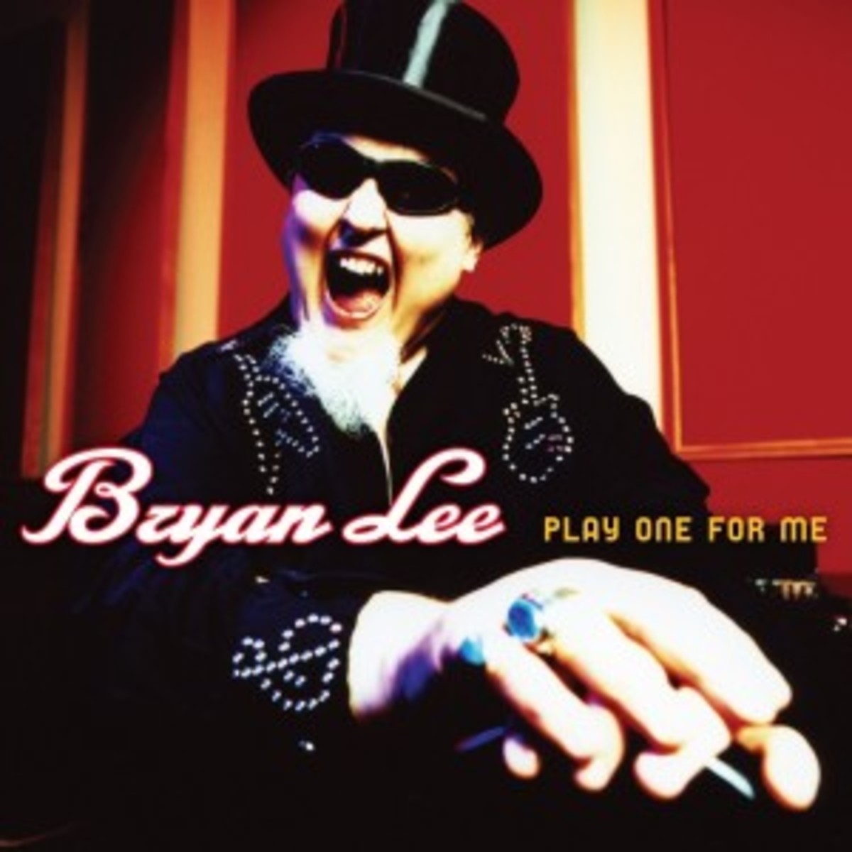 Bryan Lee - Play One For Me - hi-res cover