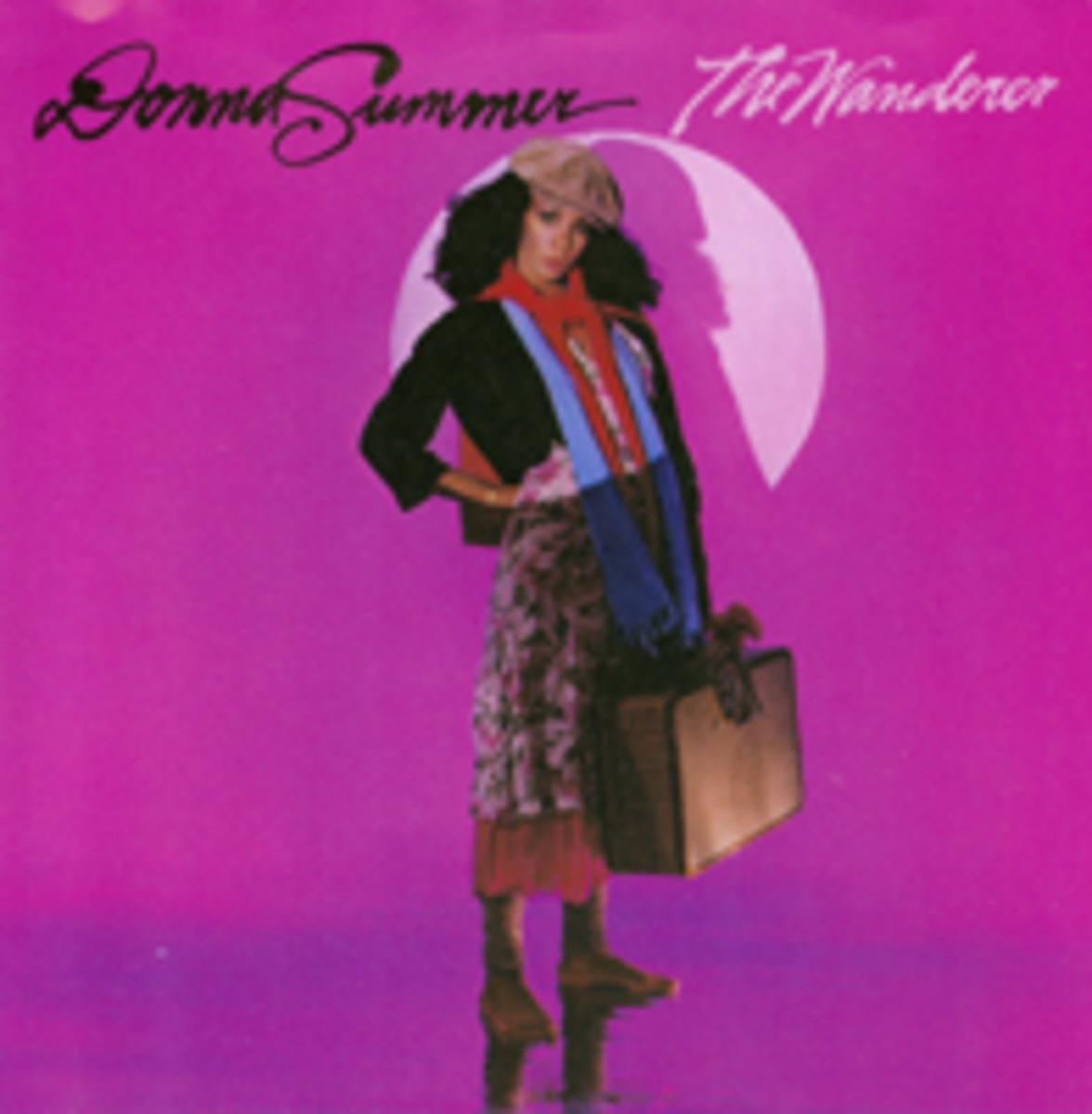 Donna Summer picture sleeve