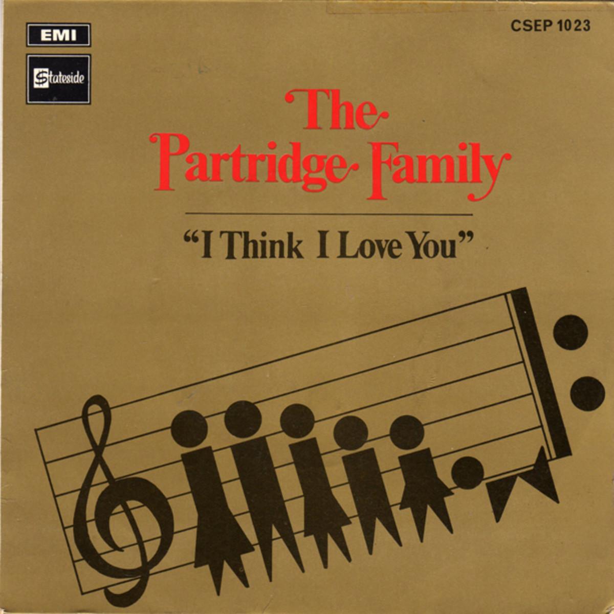 Partridge Family I Think I Love You