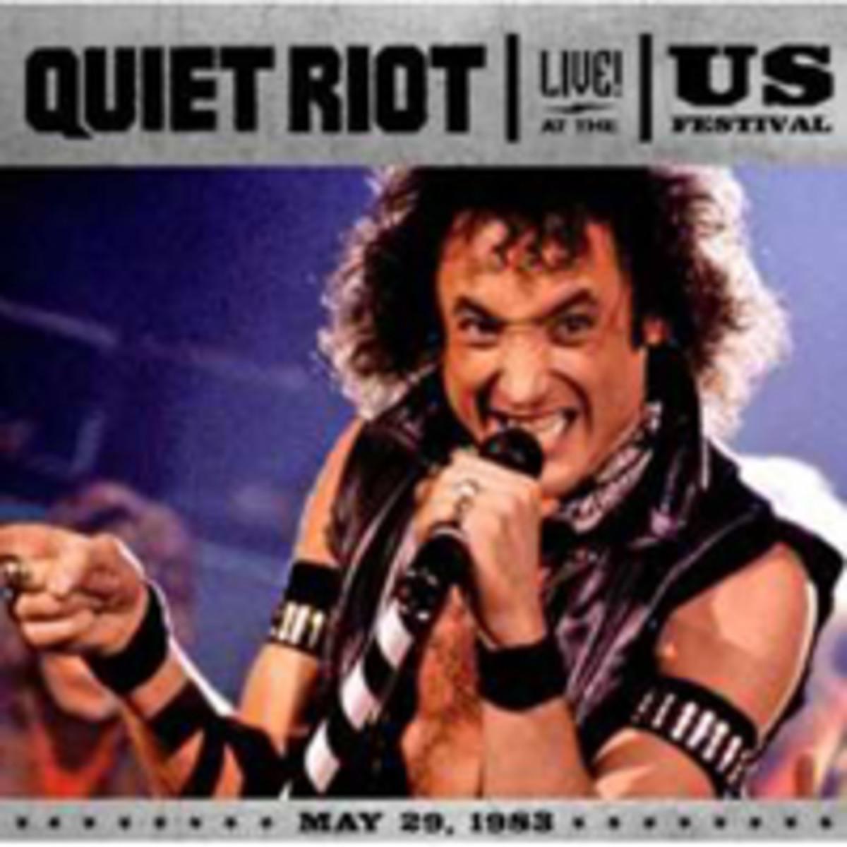 Quiet Riot Live At The US Festival 1983