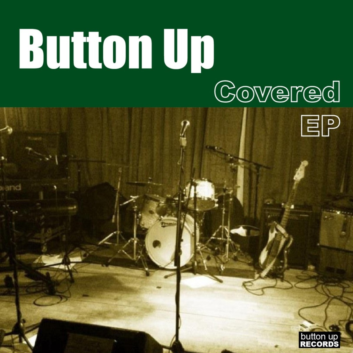 Button Up's Covered EP can be purchased from iTunes and Amazon.com in the United States.