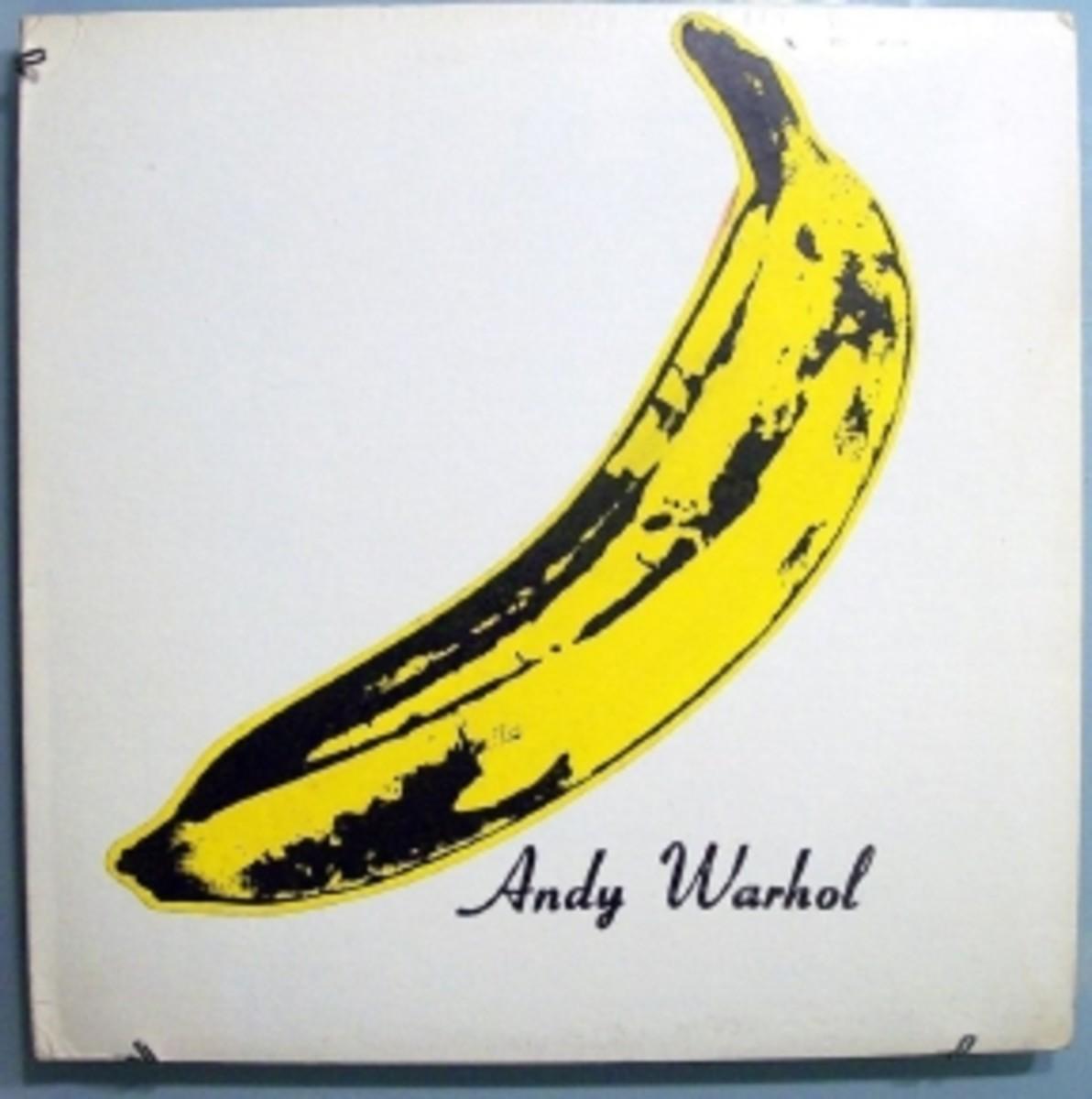"3. The Velvet Underground, ""The Velvet Underground & Nico"""