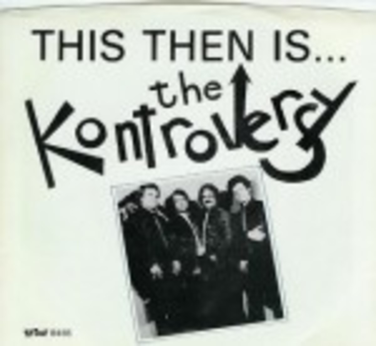 Kontroversy_EP_Cover