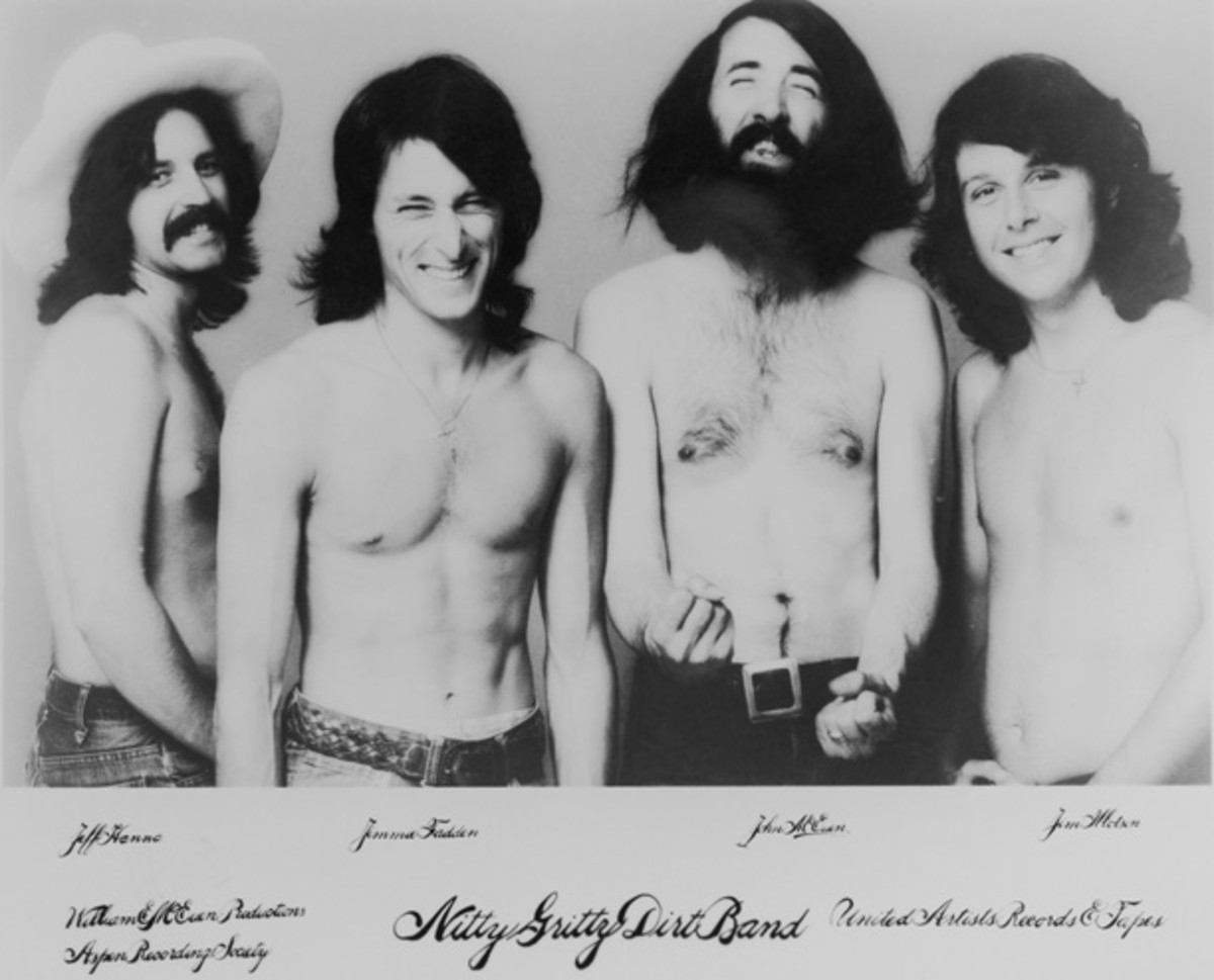 Nitty Gritty Dirt Band United Artists 1974