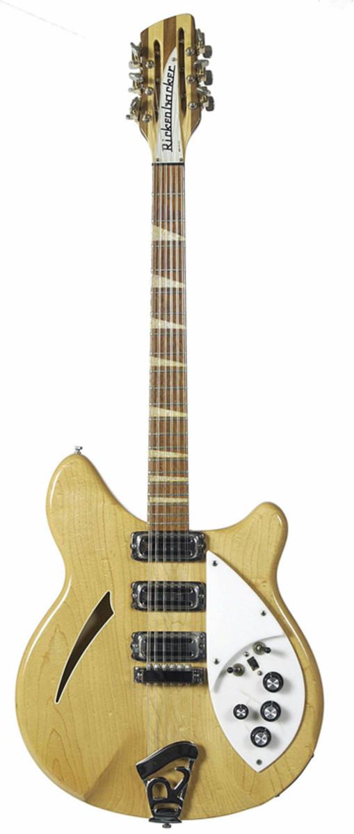 Byrds Roger McGuinn 12-String Rickenbacker