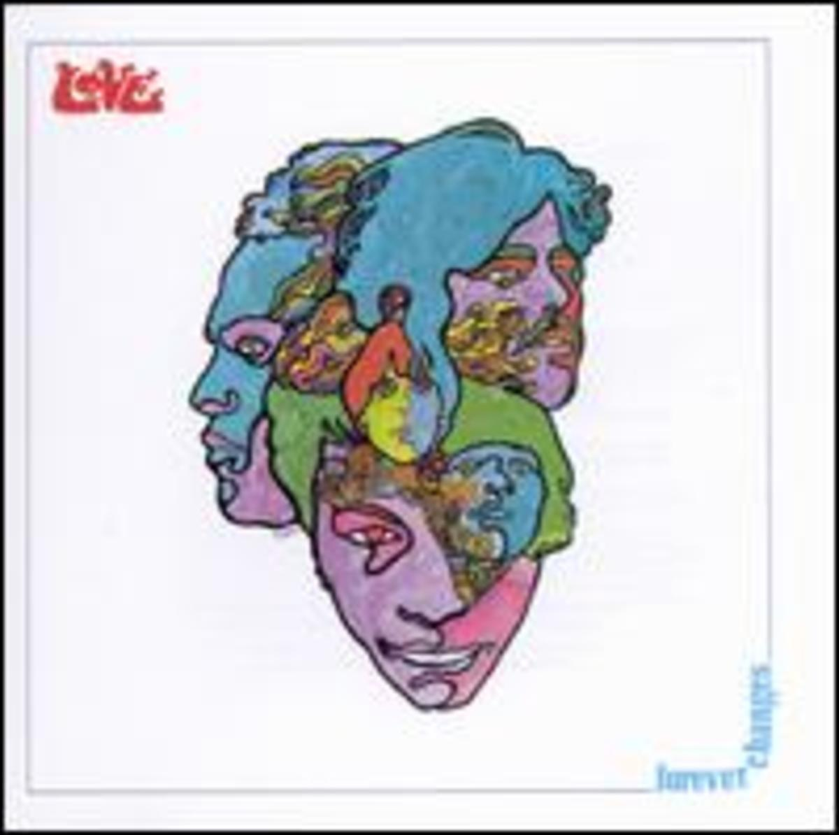 Love_Forever Changes cover