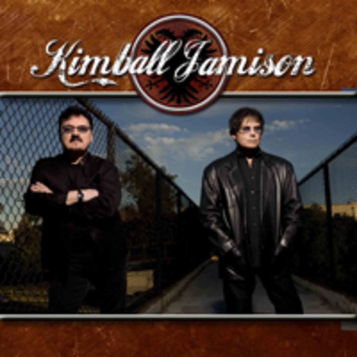 Kimball Jamison self-titled album