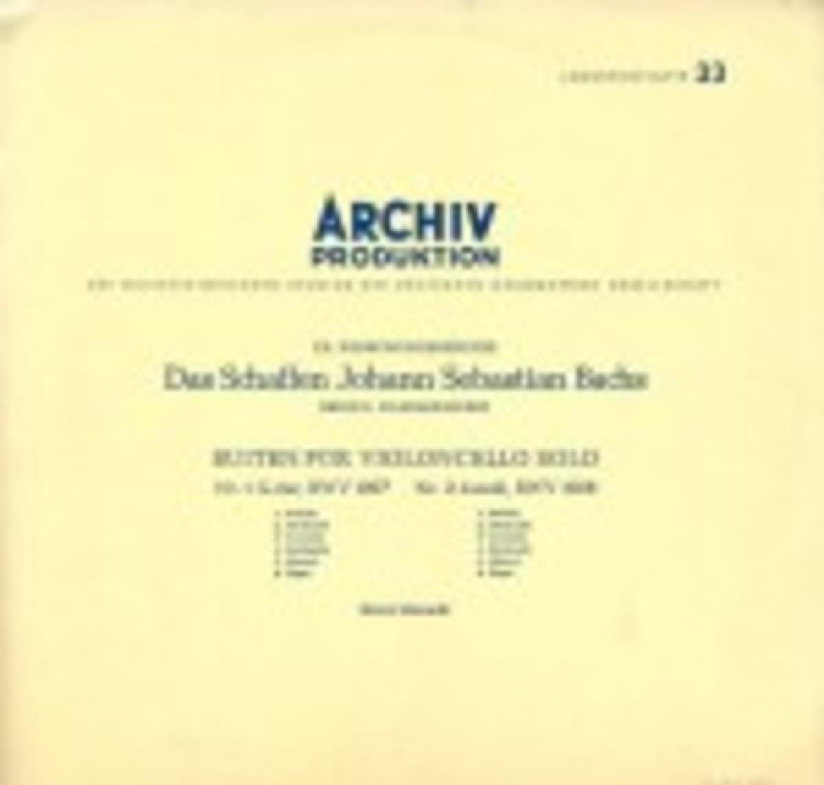 archiv-bachs